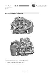 weber mpe 750 turbo marine manuals rh manualslib com Polaris Weber Engine weber 750 turbo service manual