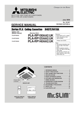 Mitsubishi Electric Mr.Slim PLA-RP140AA2 Service Manual