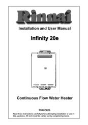 rinnai infinity 20e manuals rh manualslib com