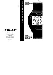 polar m91ti user guide best setting instruction guide u2022 rh merchanthelps us