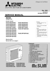 mitsubishi electric split system heat pump manual