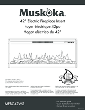 Muskoka MFBC42WS Manuals