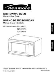 Kenmore Model 721 Microwave Manual Bestmicrowave