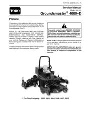 Toro Snow Blower Manuals