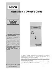 bosch hydropower 13h manuals rh manualslib com bosch owner's manual for net8668uc bosch owners manuals for refrigerators