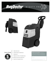 Manuals And User Guides For Rugdoctor Mighty Pro X3 We Have 3 Available Free Pdf Manual