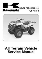 Complete Gasket Kit~2007 Kawasaki KVF750 Brute Force 4x4i
