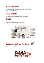 pima wireless guardian manuals rh manualslib com guardian alarm keypad manual national guardian alarm manual