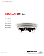 ARECONT VISION AV12176DN-NL IP CAMERA DRIVERS FOR WINDOWS