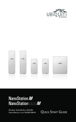 UBIQUITI NANOSTATION M2 QUICK START MANUAL Pdf Download