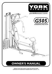 york 2001 multi gym. york fitness g505 owner\u0027s manual (35 pages). horizontal multigym 2001 multi gym