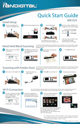 pandigital s8x1103 manuals rh manualslib com Pandigital Scanner Troubleshooting Pandigital Personal Photo Scanner Converter