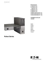 Eaton Evolution S 1250 RT 2U EVLSL1250-XL2U 12V 7Ah UPS Battery This is an AJC Brand Replacement