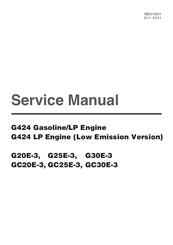 daewoo g25e 3 manuals rh manualslib com Daewoo G20s Forklift Parts Daewoo G20s Forklift Parts