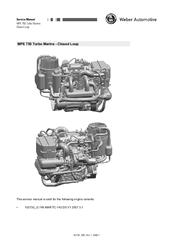 weber mpe 750 turbo marine manuals rh manualslib com Weber Engines USA Weber V4 Engine