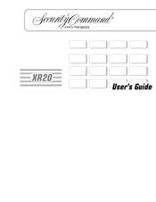 security command xr20 executive series manuals rh manualslib com Security Command Executive Series XR200 DMP XR500