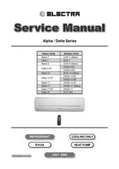 Electra Alpha 17 Manuals