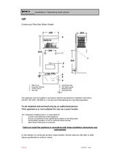 Bosch 10P Manuals