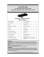 Autostart as 1200 sh manuals autostart as 1200 sh installation manual publicscrutiny Choice Image