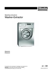 miele pw 6131 manuals rh manualslib com miele service manual download g800 pdf zip miele professional pw 5065 service manual