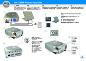 Dell 1100MP Setup Manual