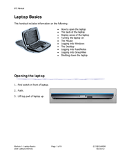 Dell Latitude E6410 Basic Manual