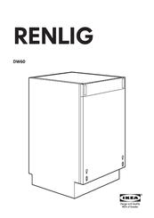ikea renlig dw60 setup manual pdf download rh manualslib com