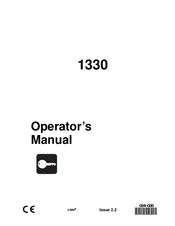 ditch witch 1330 operator s manual pdf download rh manualslib com Ditch Witch 1330 Cut Width ditch witch 1230 parts manual