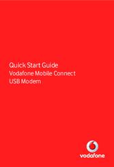 Novatel Vodafone Mobile Connect MC950D Manuals
