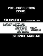 suzuki df225 manuals rh manualslib com Suzuki Cars Suzuki Outboard Dealer Locator