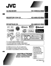 jvc kd r wiring diagram wiring diagram and schematic design jvc kd r300 instructions page 8