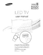 samsung smart tv un60d6000 manuals rh manualslib com Samsung Galaxy S Manual Samsung Galaxy S Manual