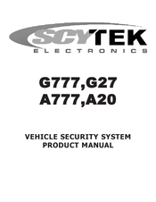 Setting alarm clock, selecting sound/vibration | scytek.