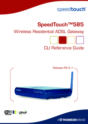 manual thomson speedtouch 510