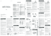 RCA LED32B30RQ User Manual