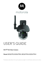 Motorola FOCUS73-2 User Manual