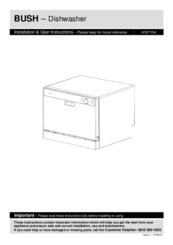 Condenser dryer bosch wte84106gb classixx 7 – user manual   user.
