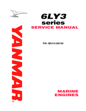 YANMAR 6LY3 SERIES SERVICE MANUAL Pdf Download