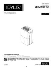 IDYLIS 526011 USER MANUAL Pdf Download