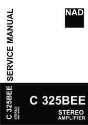 nad c320 user manual