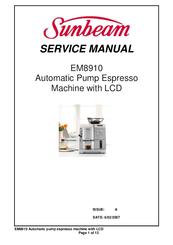 Sunbeam EM8910 Service Manual