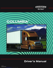 FREIGHTLINER COLUMBIA DRIVER MANUAL Pdf Download