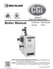 weil mclain cgi 5 manuals rh manualslib com weil mclain eco 110 manual weil mclain ultra 750 manual
