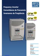 weg cfw08 vector inverter user manual pdf download rh manualslib com PS3 CFW manual inverter weg cfw 08 plus