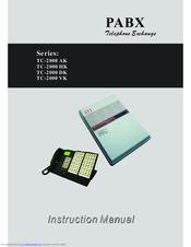 Cti TC-2000 DK Manuals