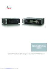 Cisco Small Business RV325 Manuals