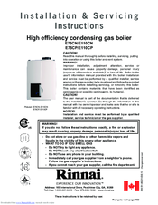 rinnai e110cp manuals rh manualslib com