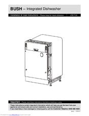 Bosch ascenta dishwasher repair instruction manual   dishwasher.
