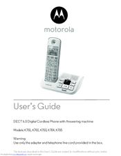 motorola k301 manual
