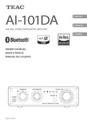 Teac AI-101DA Manuals